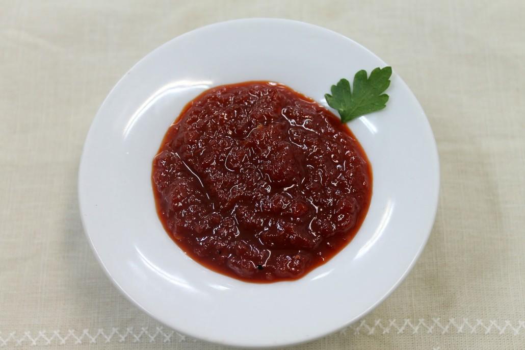 Mermelada de pimientos del piquillo tienda cooperativa - Hacer mermelada de pimientos ...